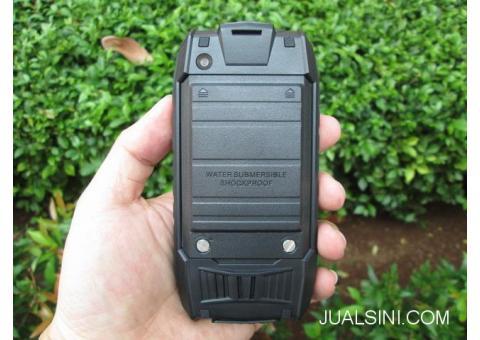 Hape Outdoor RugGear Mariner Plus RG128 IP67 Certified Ngapung Di Air