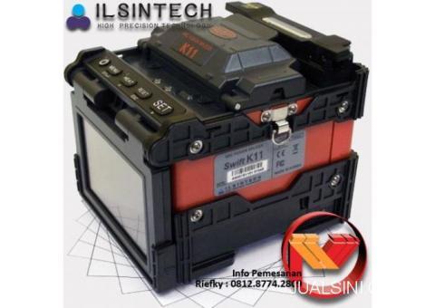 Jual Fusion Splicer Murah   Fusion Splicer ILSINTECH Swift K11