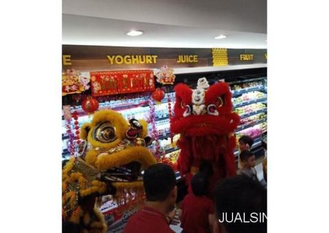 Sanggar Barongsai Koh Holiang
