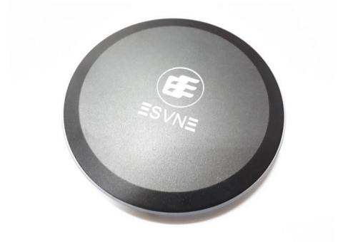 Wireless Charger ESVNE 5W USB Phone Charger Pad Murah Terjangkau