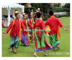 Tari Tradisional Cheer Production