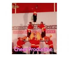 Sisingaan Cheer Production