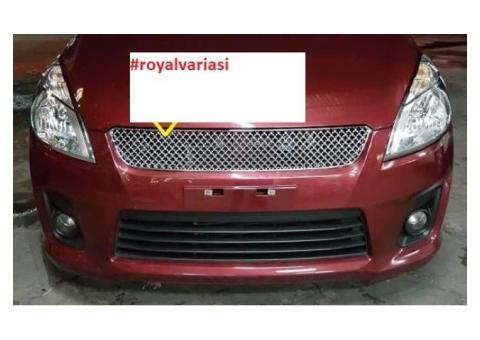 Grill Depan Ertiga 2011 2015 Model Bentley Chrome Front Grille Jsl