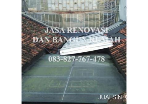 083827767478 Jasa Perbaikan Atap Bocor, Dinding mengelupas, dll
