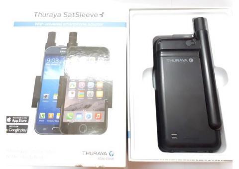 Satelit Thuraya SatSleeve+ SatSleeve Plus Seken Fullset Plus Perdana