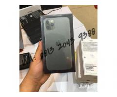 JUAL HP IPHONE 11 PRO MAX BLACK MARKET MURAH ORIGINAL