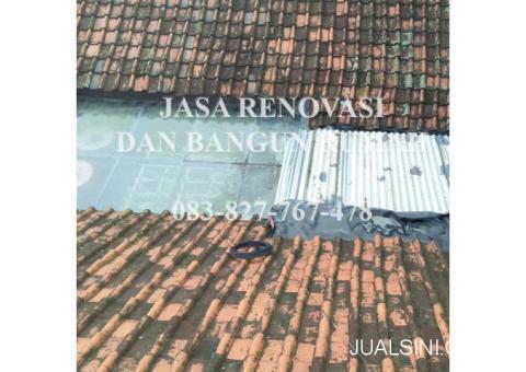 083827767478 Perbaikan Atap Bocor, Pasang Keramik, Renovasi Rumah