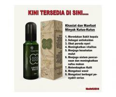 minyak kutus - kutus yogya