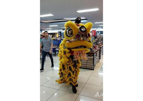 Sewa Liong Barongsai Bun Soe Ho