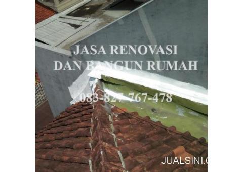 083827767478 Tukang Renovasi dan Perbaikan Atap Bocor di Bandung