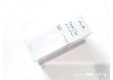 ERTOS Serum Kinclong Glow And Firm 15ml Original