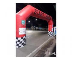 Sewa Balon Gate Balon Gapura Start Finish
