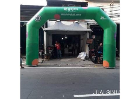 Sewa Balon Gate Balon Gapura Start Finish