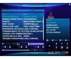 PROMO MURAH PLAYER SOFTWARE & LAGU KARAOKE HOME STANDARD