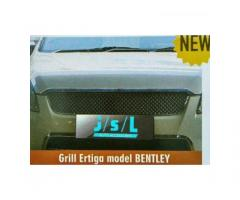 Grill Depan Ertiga 2011-15 Model Bentley Chrome Front Grille Jsl