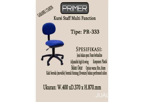Kursi staff primer tipe pr333