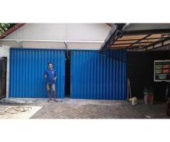 Servis rolling door murah pondok indah kebayoran 081585195255