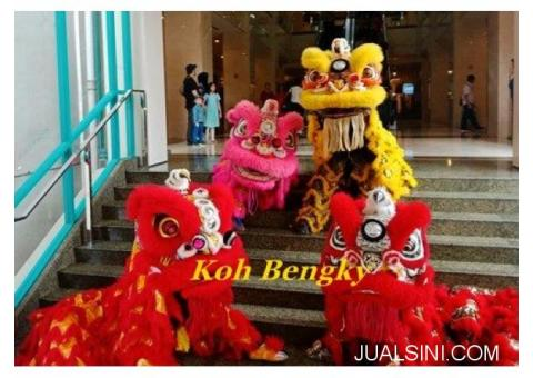 Sewa Liong Barongsai Koh Bengky