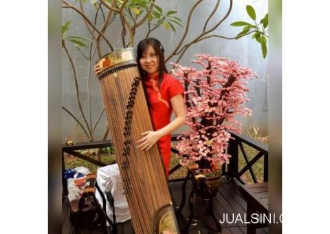Grup Musik Guzheng Ci Sarah