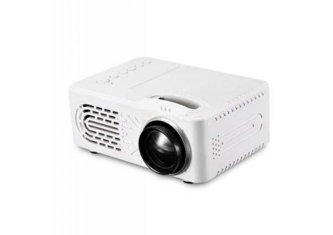 Mini Portable Projector RD-814 RD814 LED Mini 1080p With TF Card