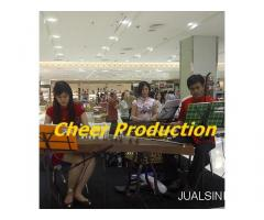 Musik Guzheng Cheer Production