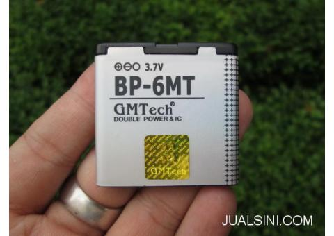 Baterai Nokia BP-6MT BP6MT Nokia N8 N82 E51 GMTech With IC 1250mAh