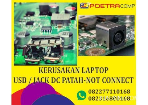 jasa service jack dclaptop recomended ya dipoetra comp aja