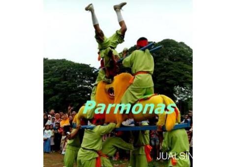 Grup Sisingaan Parmonas