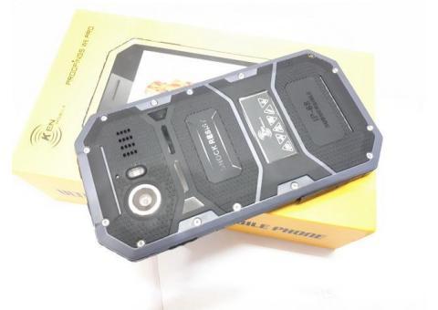 Hape Outdoor Ken Mobile W6 Pro New RAM 2GB ROM 16GB 4G LTE IP68
