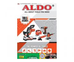 Aldo Tools, Machinery and Abrasives