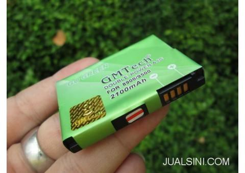 Baterai Blackberry D-X1 DX1 Javelin Storm Merk GMTech With IC 2100mAh