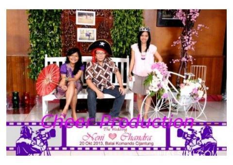 Foto Vidio Shooting Panggilan