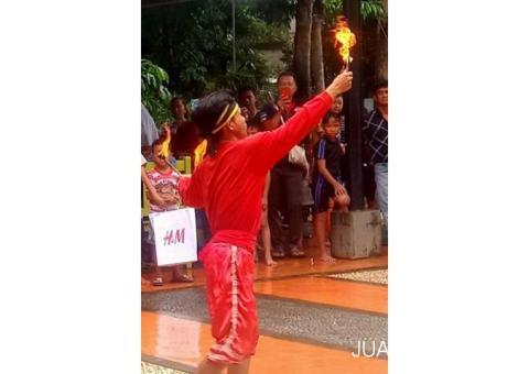 Sanggar Debus Pagar Banten