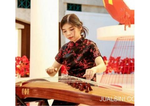 Grup Musik Guzheng Parmonas