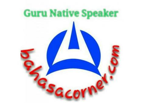 Private Inggris Bule Native Speaker Online
