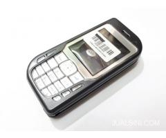 Casing Nokia 6670 Jadul New Fullset Plus Keypad Tulang Tombol On Off