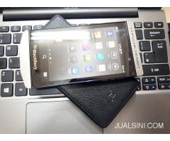 Blackberry Porsche Design P'9982 P9982 Seken Plus Sarung Original