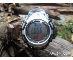 Jam Tangan Outdoor SUNROAD FX704A Digital Fishing Barometer Altimeter
