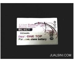 Baterai Nokia BL-4CT BL4CT Nokia 5310 5630 Best One Top Murah