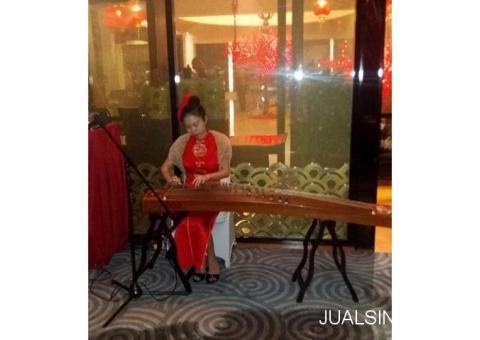 Grup Musik Guzheng Erhu Parmonas
