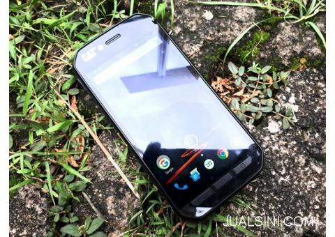 Hape Outdoor Caterpillar Cat S41 Seken Mulus RAM 3GB No Playstore