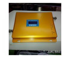 GSM-980 Ponsel Signal Repeater kalimantan sulawesi maluku irianjaya