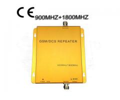 Repeater Dual Band GSM+DCS repeater