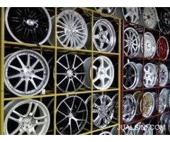 Jual Velg Racing Advanti SK22158 Gloss Full Lips Polish